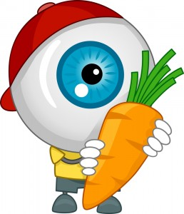 Eyeball-Carrot